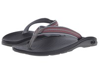 Chaco Flip Ecotread Perentie Slate Men's Sandals Red