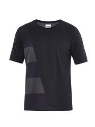 Paul Smith Panelled Cotton Jersey T Shirt