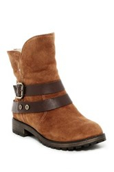 Naturalizer Talley Faux Fur Lined Boot Multiple Widths Available Brown