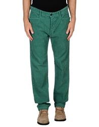 Massimo Alba Casual Pants Green