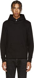 Paul Smith Black French Terry Hoodie