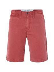 White Stuff Warren Chino Shorts Red