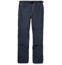 Battenwear Bouldering Shell Trousers Blue