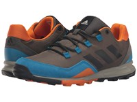 Adidas Tivid Mid Low Utility Grey Black Unity Blue Men's Running Shoes Brown