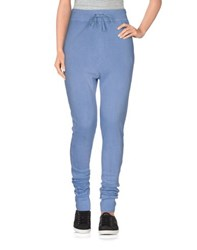 Pam And Gela Trousers Casual Trousers Women Sky Blue