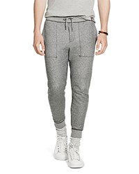 Polo Ralph Lauren French Terry Jogger Pants Stadium Grey Heather