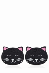 Forever 21 Pastease Cat Face Pasties