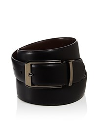 Bloomingdale's The Men's Store At Love Triangle Belt Black