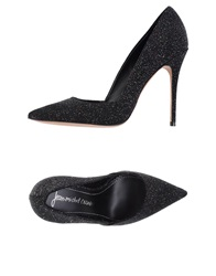 Jean Michel Cazabat Pumps Steel Grey