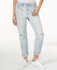 Rachel Rachel Roy Girlfriend Carpenter Ripped Ladd Wash Jeans