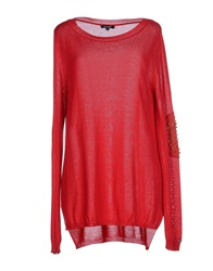 Denny Rose Sweaters Red