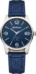 Barbour Bb026blbl Mens Strap Watch