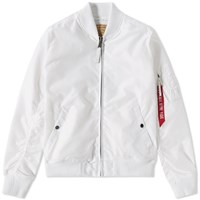 Alpha Industries Ma 1 Tt Jacket White