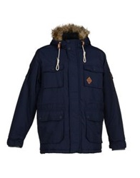 Fly 53 Jackets Dark Blue