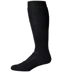 Smartwool Phd Outdoor Heavy Otc Black Men's Knee High Socks Shoes