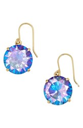 Kate Spade Women's New York 'Shine On' Drop Earrings Purple Abalone