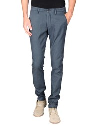 One Seven Two Trousers Casual Trousers Men Brick Red