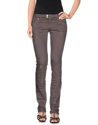 Daniele Alessandrini Denim Denim Trousers Women Grey