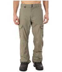 Quiksilver Mission Shell Snow Pants Dusty Olive Men's Casual Pants