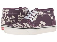 Vans Chukka Boot 49A Reissue 50Th Stv Aloha Grape Boots Brown