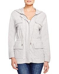 Soft Joie Laleh Military Jacket Heather Grey
