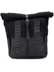 Sandqvist 'Wrench Monkees' Backpack Black