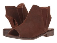 Coolway 1Ciara Cognac Oiled Suede Women's Shoes Brown