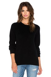 Ag Adriano Goldschmied Rylea Crew Neck Sweater Black