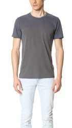 Splendid Mills Short Sleeve Tee Lead