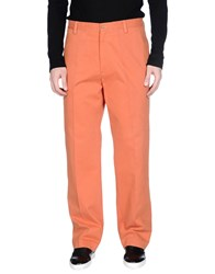 Hackett Trousers Casual Trousers Men Rust