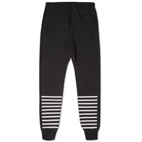T By Alexander Wang Barcode Print Sweat Pant Matrix