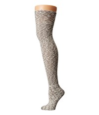 Ugg Slouchy Slub Thigh High Socks Nightfall Women's Thigh High Socks Shoes Blue