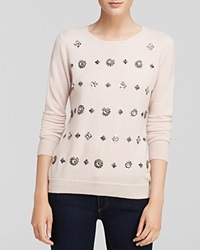 Quotation Sweater Bloomingdale's Exclusive Jeweled Cashmere Bare