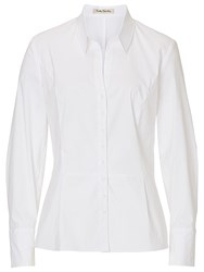 Betty Barclay Cotton Blend Shirt Bright White