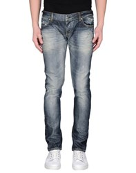 Zu Elements Zu Elements Denim Denim Trousers Men