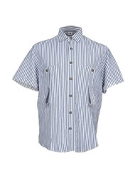Adam Kimmel Shirts Shirts Men Pastel Blue