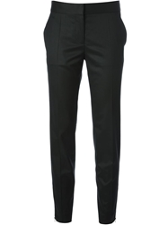 Stella Mccartney Cigarette Trousers Black