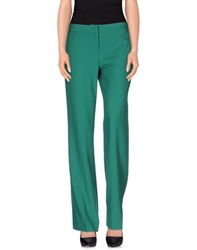 Gai Mattiolo Jeans Trousers Casual Trousers Women Green