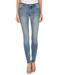 Naf Naf Denim Pants Blue