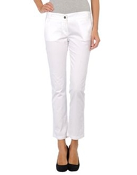 Heaven Two Casual Pants White