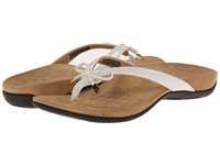 Vionic With Orthaheel Technology Bella Ii White Women's Sandals