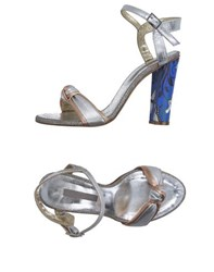 Rosamunda Footwear Sandals Women Silver