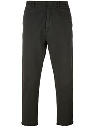 Pence 'Baldo' Tapered Trousers Grey