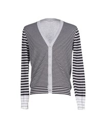 Malo Knitwear Cardigans Men Light Grey