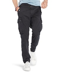 Polo Ralph Lauren Stretch Cotton Poplin Straight Fit Cargo Pants Polo Black