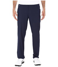 Puma 6 Pocket Pants Peacoat Men's Casual Pants Blue