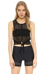 Free People Movement Dharma Tank Black