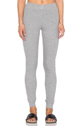 Bobi Cozy Spandex Legging Gray
