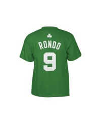 Adidas Men's Boston Celtics Rajon Rondo Player T Shirt