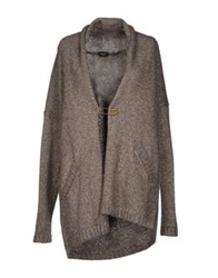 Snobby Sheep Cardigans Grey